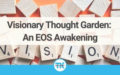 Visionary Thought Garden: An EOS Awakening